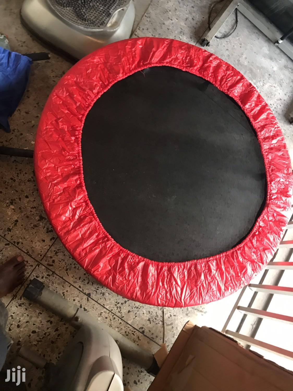 Brand New Trampoline