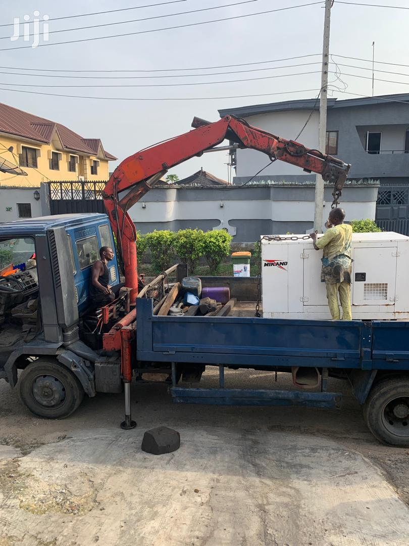 Hiab For Hire | Logistics Services for sale in Magodo, Lagos State, Nigeria