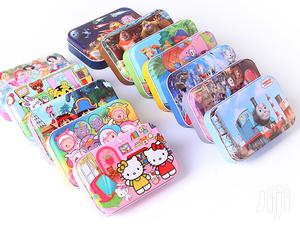 60pcs/Set Wooden Puzzle Cartoon For Children Early Education | Toys for sale in Oyo State, Akinyele