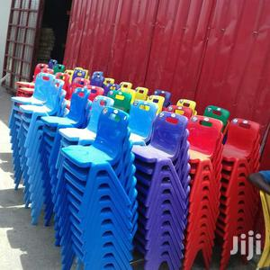 Solid Childrens Chair( Very Thick And Strong)   Children's Furniture for sale in Lagos State, Isolo