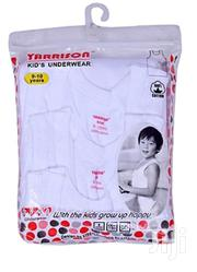 Yarrison 3 In A Pack Boys' Vest   Children's Clothing for sale in Lagos State, Ikoyi