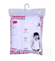 Yarrison 3 In A Pack Girls' Vest   Children's Clothing for sale in Lagos State, Ikoyi
