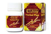 Etumax Tongkat Ali Harbal PLUS Original 30 Capsuls Original | Sexual Wellness for sale in Lagos State, Lekki Phase 2