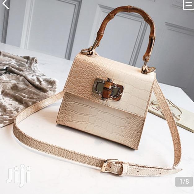 Archive: Crocodile Mini Leather Bag
