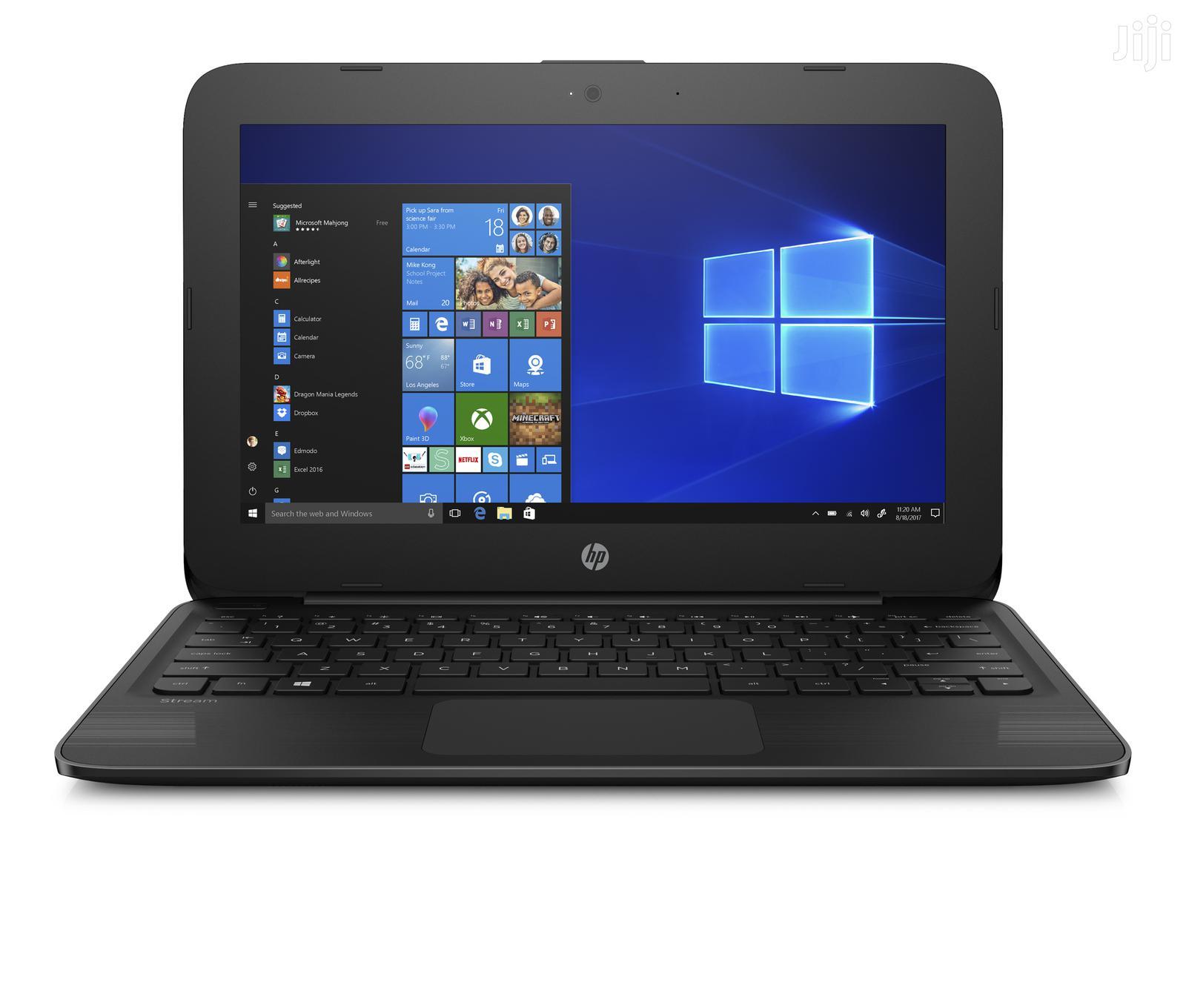 Archive: New Laptop HP Stream 11 4GB Intel Celeron SSD 40GB