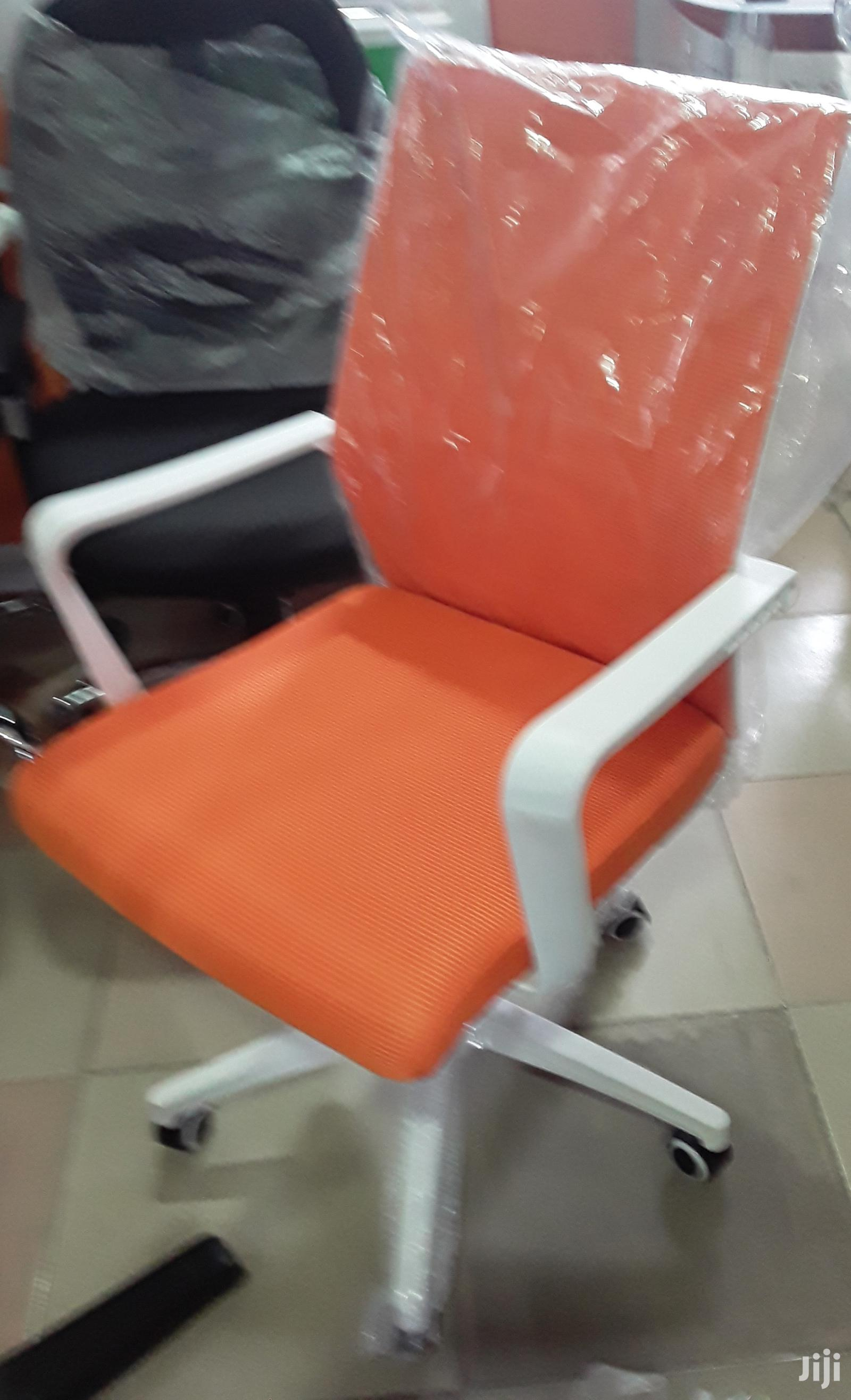 Solid Office Chair And It's Very Strong And Durable