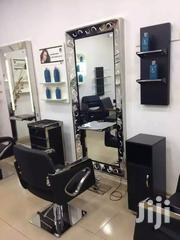 Mirror And Chairs | Salon Equipment for sale in Lagos State, Lagos Island