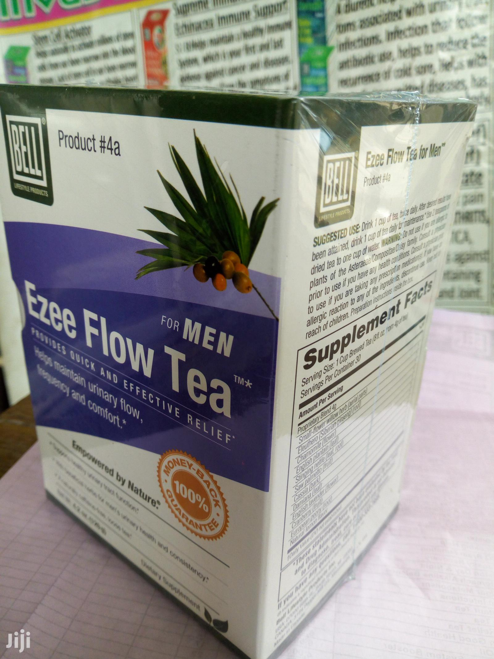 Ezea Flow Tea. Stop Prostate Enlargement, Frequent Urination, Etc | Vitamins & Supplements for sale in Uyo, Akwa Ibom State, Nigeria