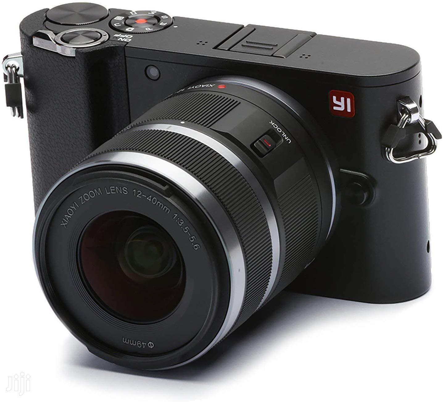Archive: Xiaomi 4k Mirrorless Camera Y1-M1