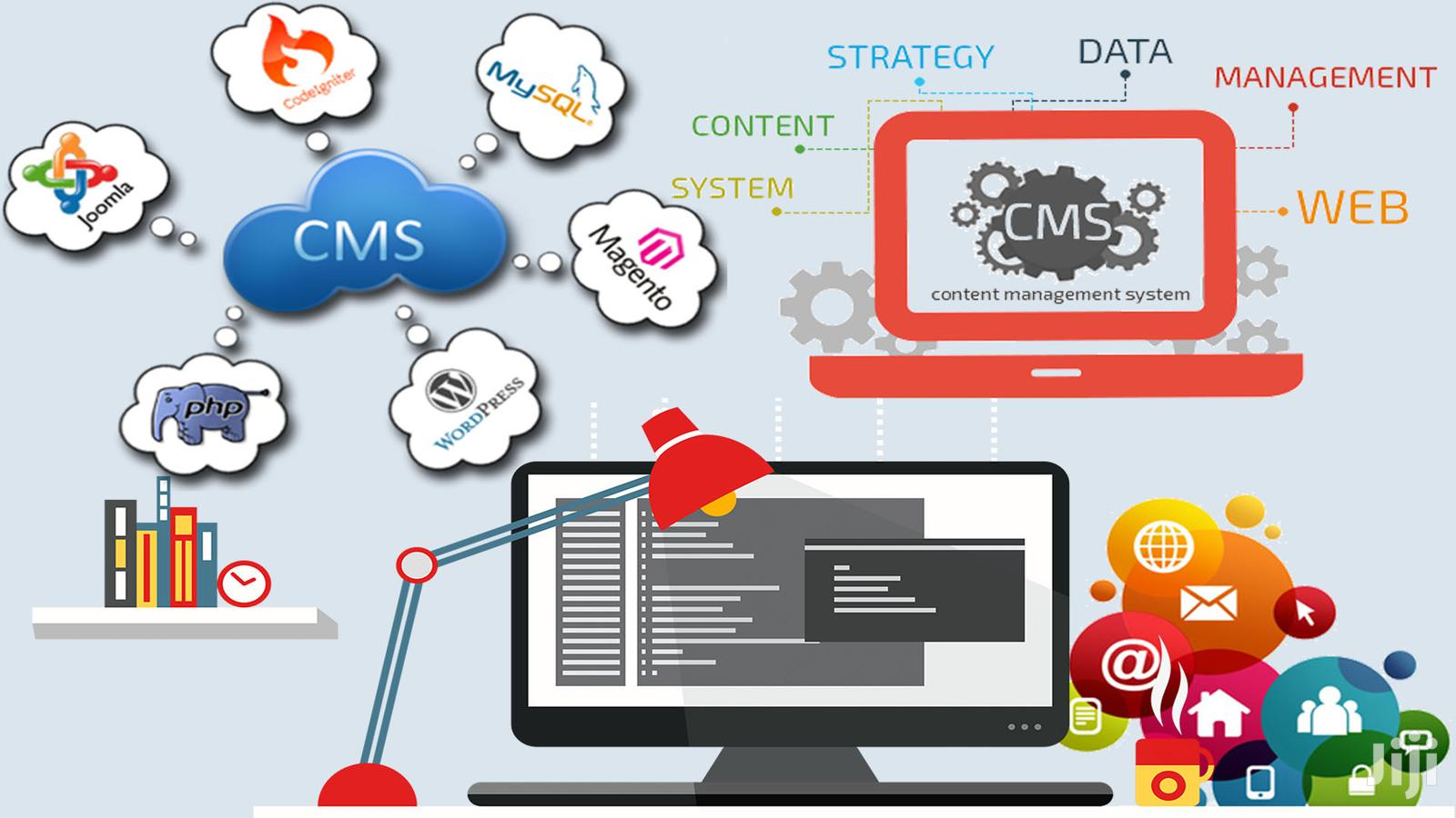 Learn Content Management System On A One On One Training