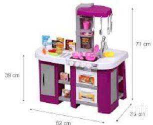 Kitchen Set (Talented Chef)