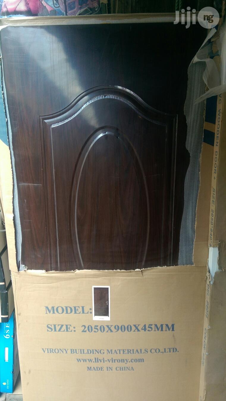 American Steel Doors (OP Projects Limited)   Doors for sale in Orile, Lagos State, Nigeria