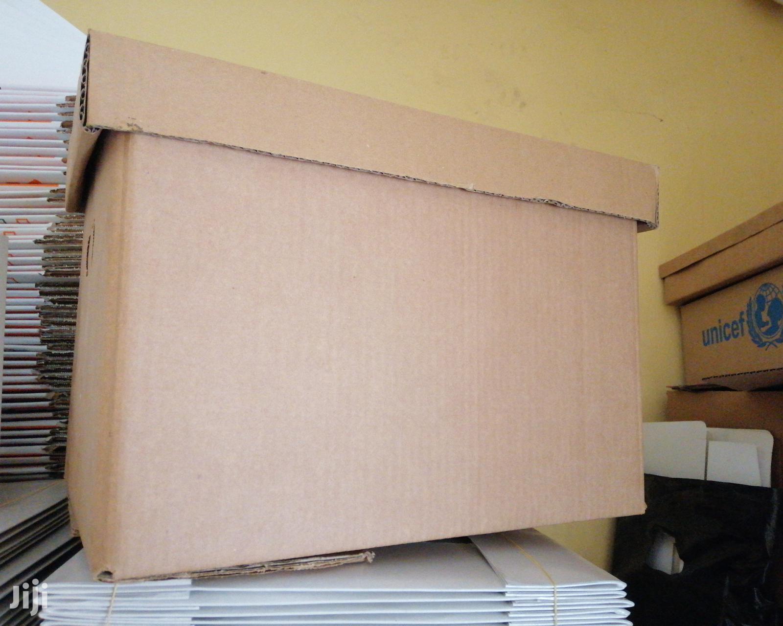 Archive Boxes   Manufacturing Services for sale in Ifako-Ijaiye, Lagos State, Nigeria
