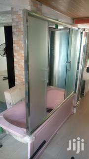 Bathtub With Glass | Plumbing & Water Supply for sale in Lagos State, Orile