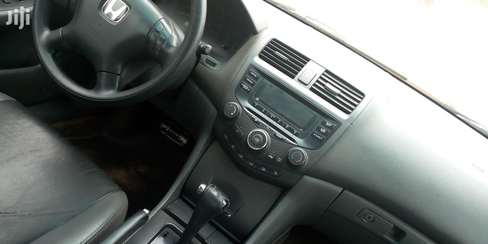 Honda Accord 2003 Automatic Gray | Cars for sale in Awka, Anambra State, Nigeria