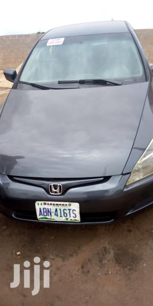 Honda Accord 2003 Automatic Gray | Cars for sale in Anambra State, Awka