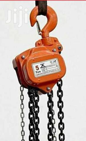Chain Block TOYO | Manufacturing Equipment for sale in Rivers State, Port-Harcourt