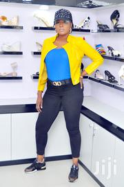 Trendy Leather Jacket + Jeans Trousers + Ferragamo Belt + Face Cap | Clothing for sale in Lagos State, Alimosho