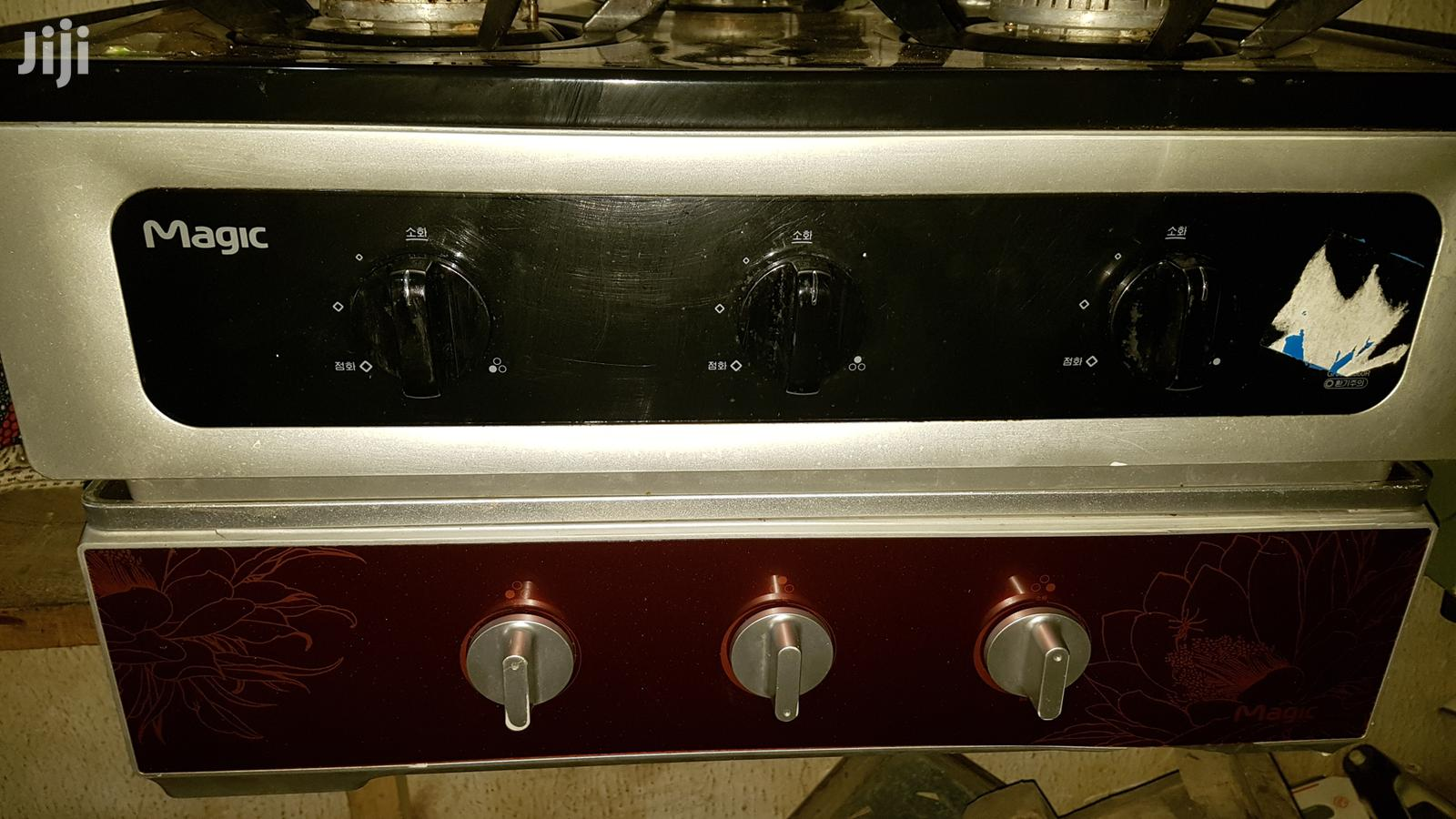 Foreign Used Table Top Gas Cooker | Kitchen Appliances for sale in Lagos State, Nigeria