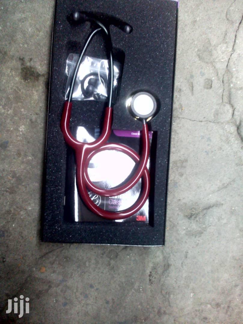 Archive: 3M Littmann Classic III Stethoscope