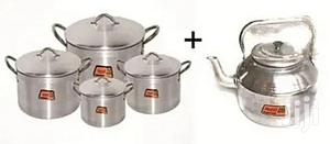 Tower Tower Pot And Kettle Bundle   Kitchen & Dining for sale in Lagos State, Lagos Island (Eko)