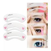 6 Pieces DIY Eye Brow Stencil | Makeup for sale in Abuja (FCT) State, Dei-Dei