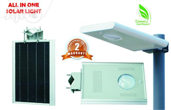 Efficient 12 Watt Solar Street Light | Solar Energy for sale in Isiala Ngwa, Abia State, Nigeria