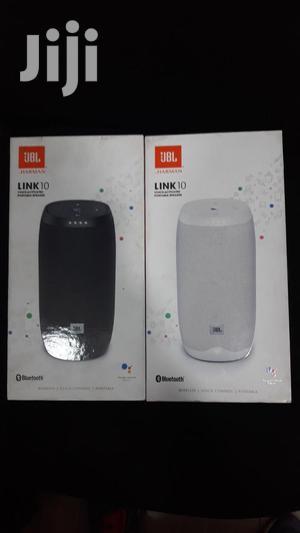 Jbl Link 10 Bluetooth Speaker   Audio & Music Equipment for sale in Lagos State, Ikeja
