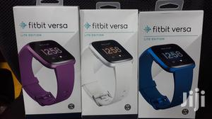 Fitbit Versa Lite Edition - Blue, White & Purple. | Smart Watches & Trackers for sale in Lagos State, Ikeja