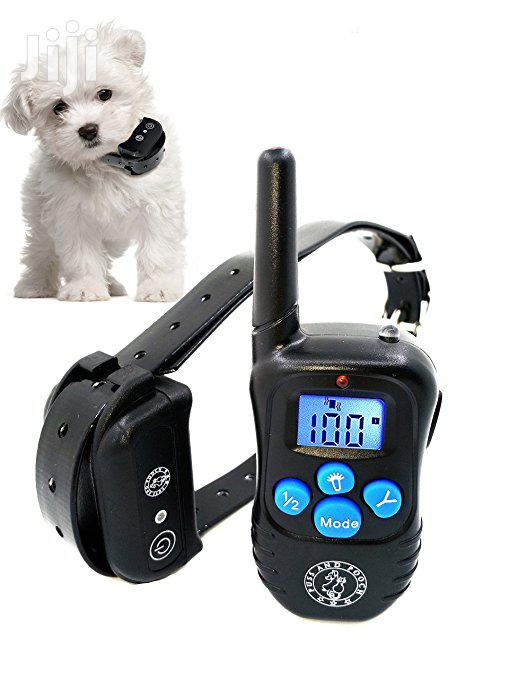 Hot Spot Pets Wireless Rechargeable Dog Training Collar   Pet's Accessories for sale in Alimosho, Lagos State, Nigeria