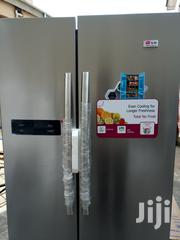 LG Side By Side Frigde | Kitchen Appliances for sale in Lagos State, Shomolu