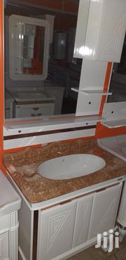 Pvc Wood Cabinet | Furniture for sale in Lagos State, Orile