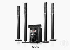 Brand New Djack J5L Home Theater With Bluetooth | Audio & Music Equipment for sale in Lagos State