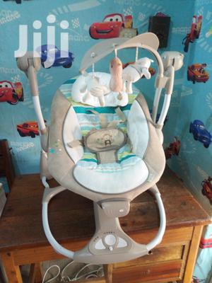 UK Used Baby Swing From Newborn to 24months | Children's Gear & Safety for sale in Lagos State, Ikeja