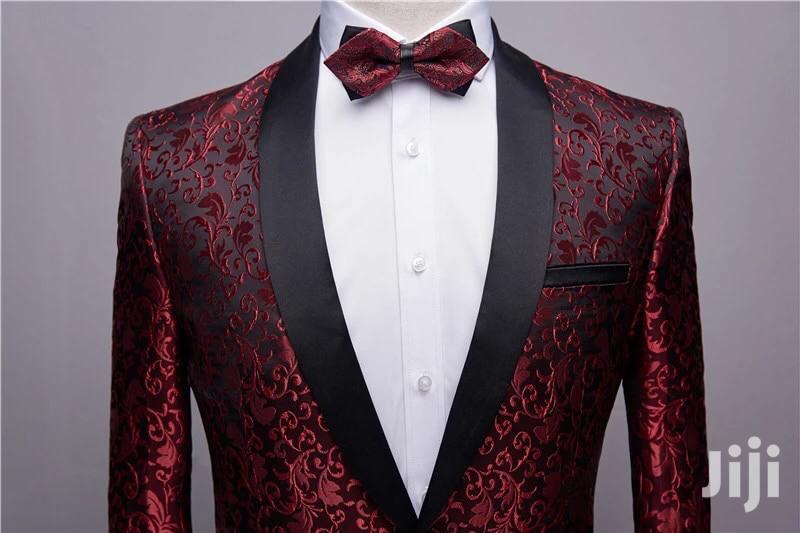 Archive: Quality Men's Suit for Wedding