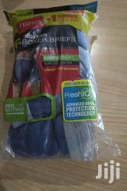 American Hanes Brief Boxers   Clothing Accessories for sale in Lagos State, Lagos Island