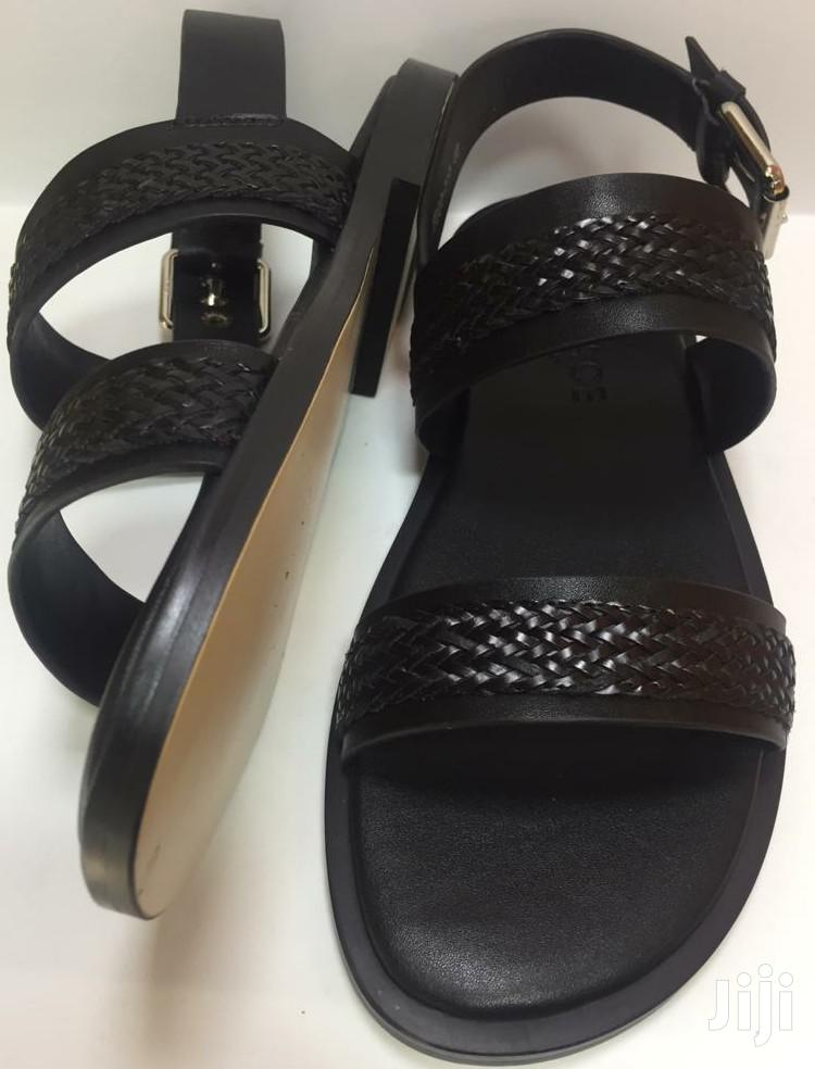 Quality Leather Men's Sandals | Shoes for sale in Lagos Island (Eko), Lagos State, Nigeria