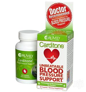Carditone - Unbeatable Blood Pressure Support, 30 Count   Vitamins & Supplements for sale in Lagos State, Magodo