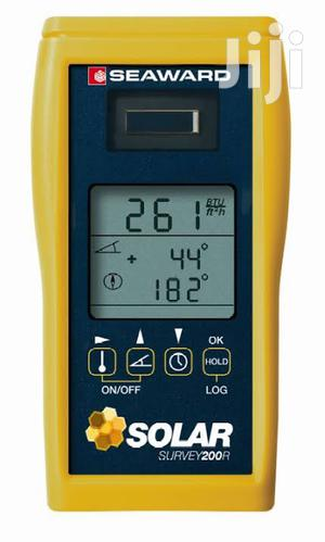 Seaward Solar Survey 200 Solar Irradiance Meter 396A912 | Measuring & Layout Tools for sale in Lagos State, Alimosho