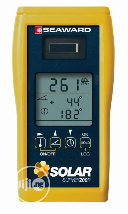 Seaward Solar Survey 200 Solar Irradiance Meter 396A912