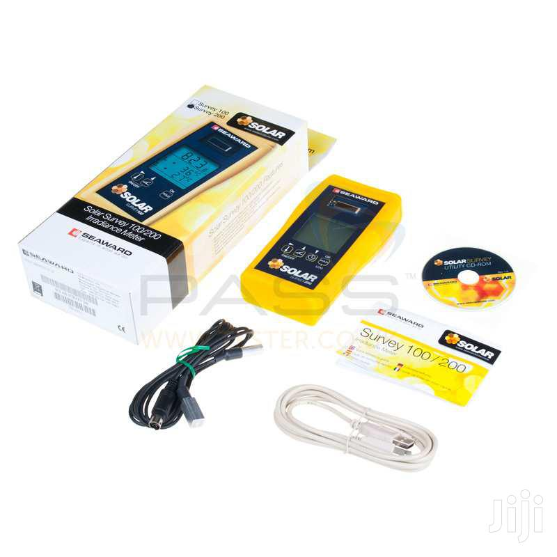 Seaward Solar Survey 200 Solar Irradiance Meter 396A912   Measuring & Layout Tools for sale in Alimosho, Lagos State, Nigeria