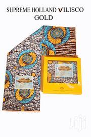 Supreme Holland Vlisco Gold | Clothing for sale in Kano State, Nasarawa-Kano