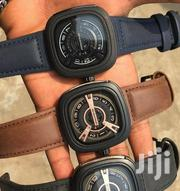 Classic Seven Friday Wristwatch With an Original Leather Strap | Watches for sale in Lagos State, Lagos Island