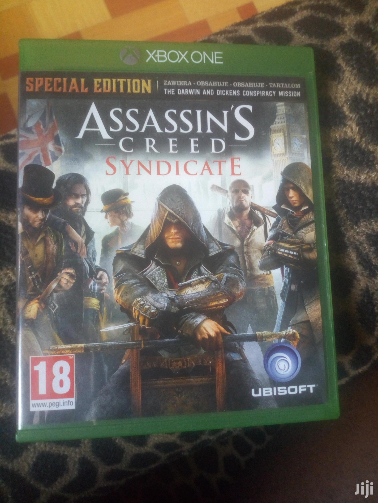 Assassin Creed Syndicate For Xbox One In Alimosho Video Games Segun Jiji Ng For Sale In Alimosho Buy Video Games From Segun On Jiji Ng