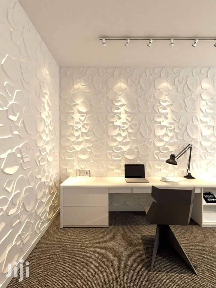 Archive: Sales And Installation Services Of 3D Wall Panels