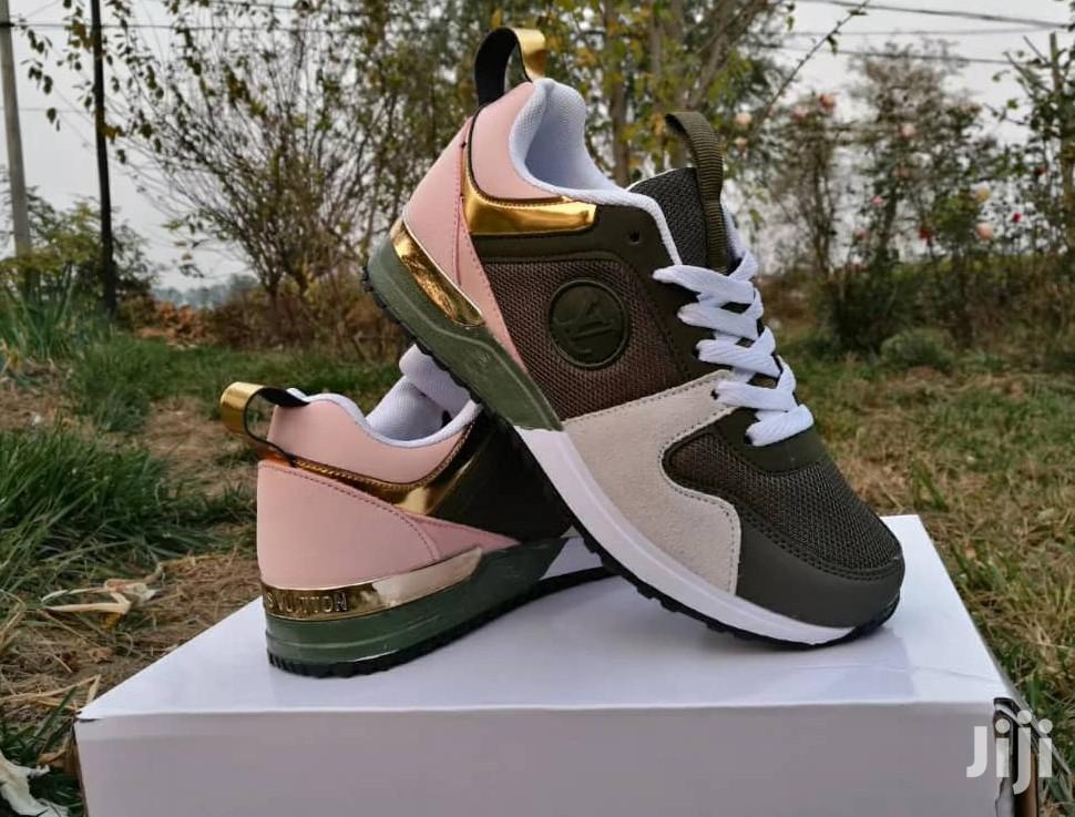 Archive: Loius Vuitton Ladies Sneakers