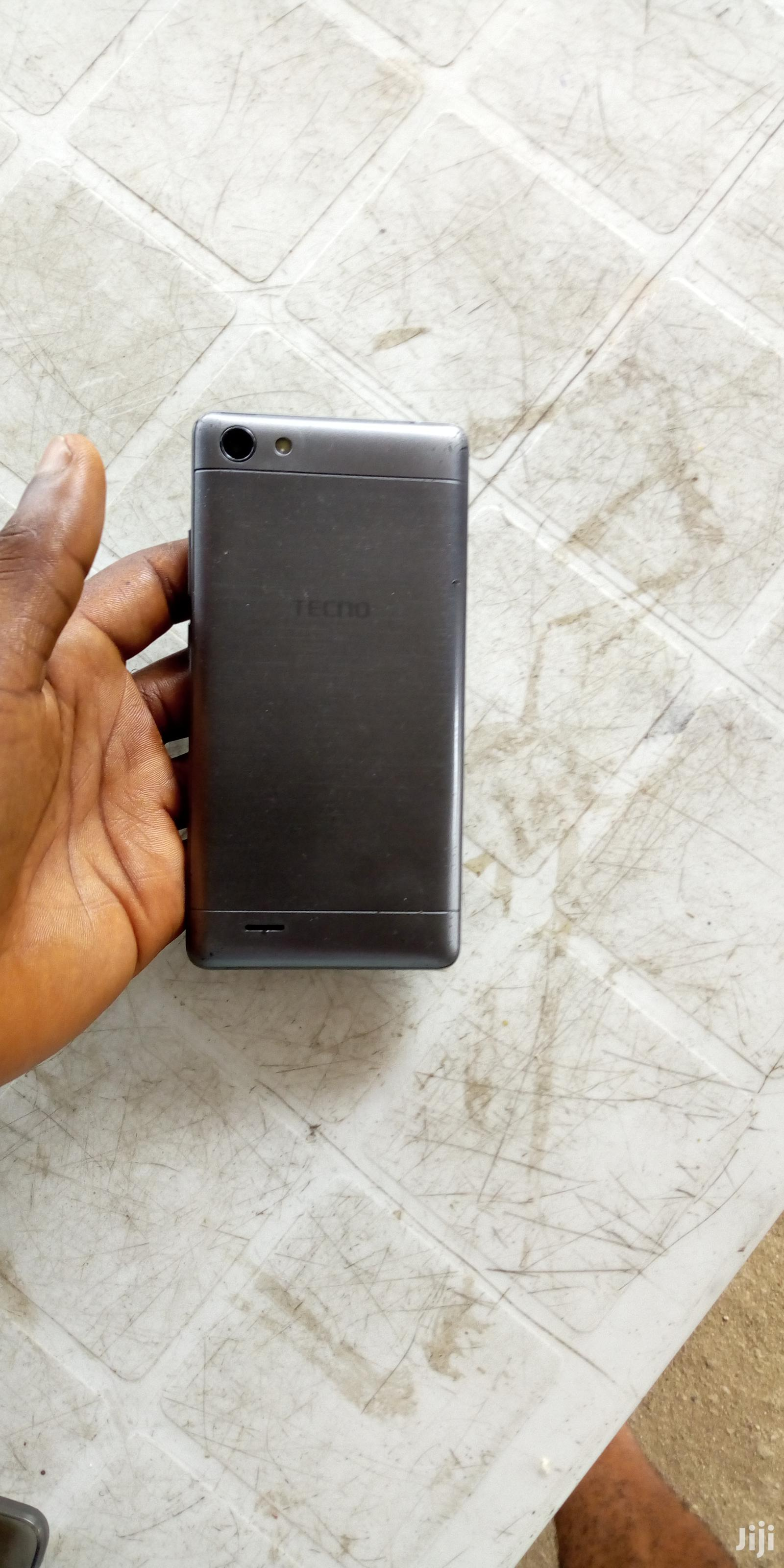 Tecno W3 Pro 8 GB Gray   Mobile Phones for sale in Oyigbo, Rivers State, Nigeria