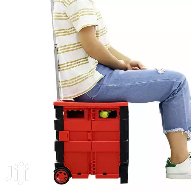 Archive: Portable Supermarket Foldable Cart, Portable Trolley