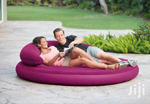 Intex Ultra Lounge Bed With Removeable Head Board   Furniture for sale in Rivers State, Port-Harcourt