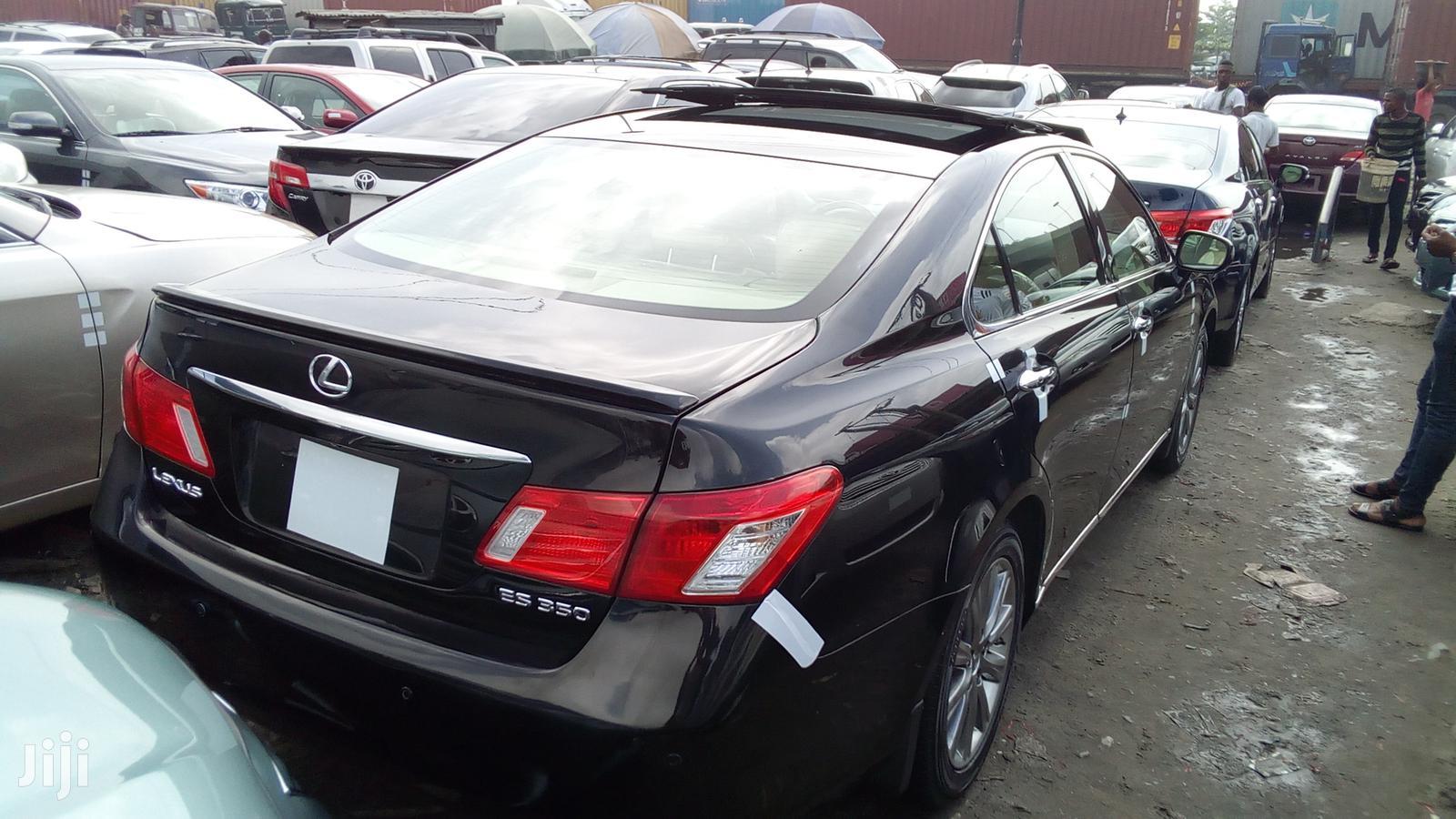 Lexus ES 2009 Black | Cars for sale in Apapa, Lagos State, Nigeria